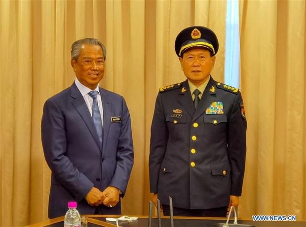 Malaysia, China enhance bilateral cooperation hinh anh 1