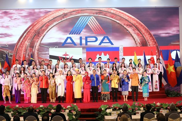 AIPA-41: AIPA exerting efforts to contribute to regional connectivity hinh anh 1