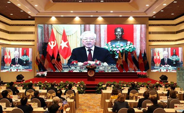 41st General Assembly of ASEAN Inter-Parliamentary Assembly opens hinh anh 3