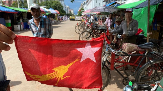 Myanmar's election race kicks off hinh anh 1