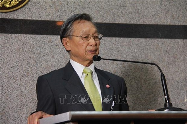 ASEAN must not loosen up solidarity in facing any threat: Thai NA President hinh anh 1