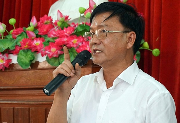 Former Chairman of Quang Ngai People's Committee given warning hinh anh 1