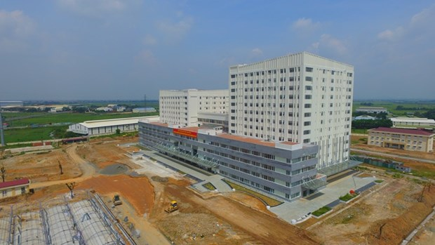 Vinh Phuc spends over 3.3 trillion VND improving medical infrastructure hinh anh 1