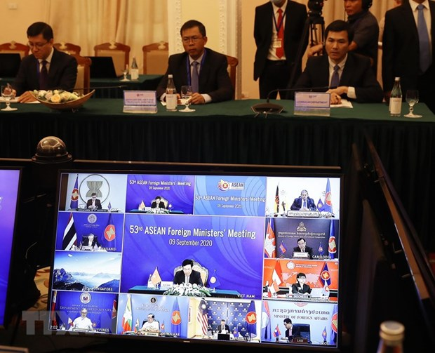 Vietnam active in building ASEAN Community: Official hinh anh 1