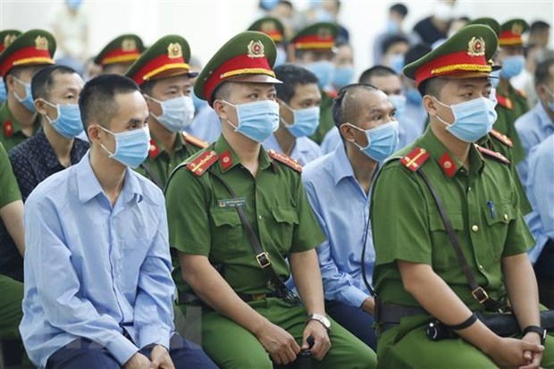 Dong Tam case: Charges against 19 defendants changed hinh anh 1