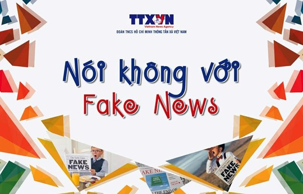 Vietnam News Agency's anti-fake news project wins international prize hinh anh 1