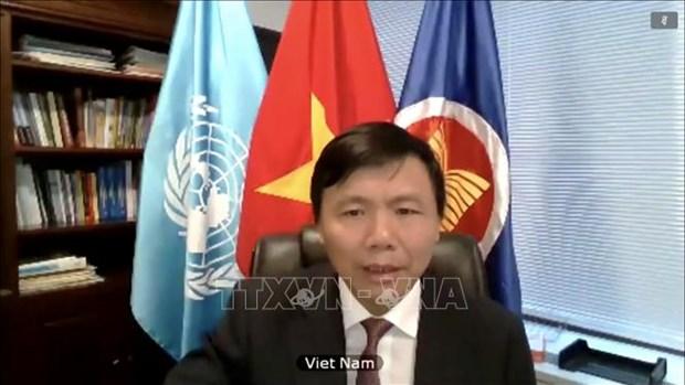 Vietnam backs UN – OIF cooperation: ambassador hinh anh 1