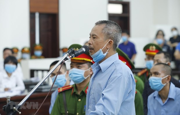 Dong Tam case: Defendants had obvious murder motive hinh anh 1