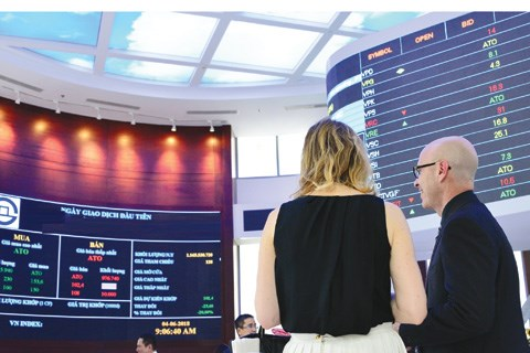 Local ETFs draw foreign attention hinh anh 1