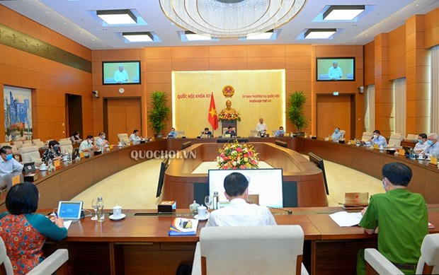 NA Standing Committee to convene 48th meeting from September 10-18 hinh anh 1
