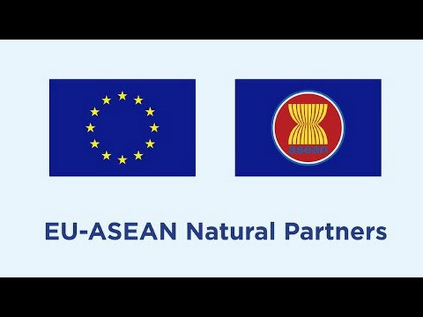 EU announces new partnership with 19 ASEAN research institutions hinh anh 1