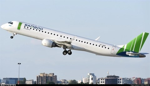 Bamboo Airways launched new air routes to Con Dao hinh anh 1