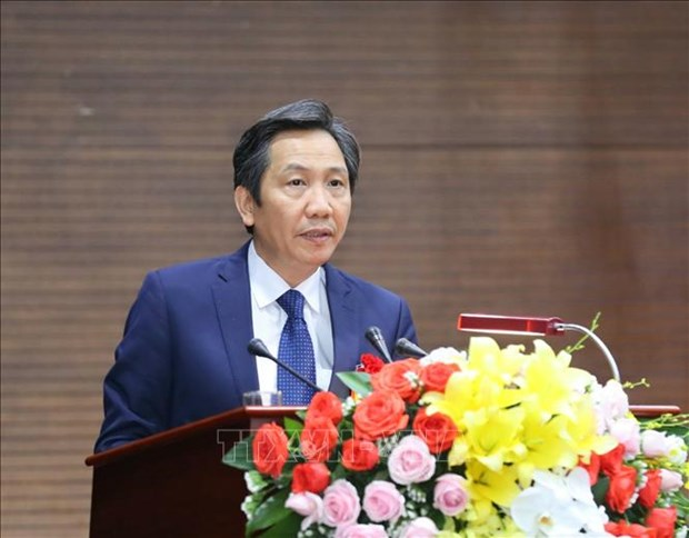 Conference highlights implementation of 2020 Youth Law hinh anh 1