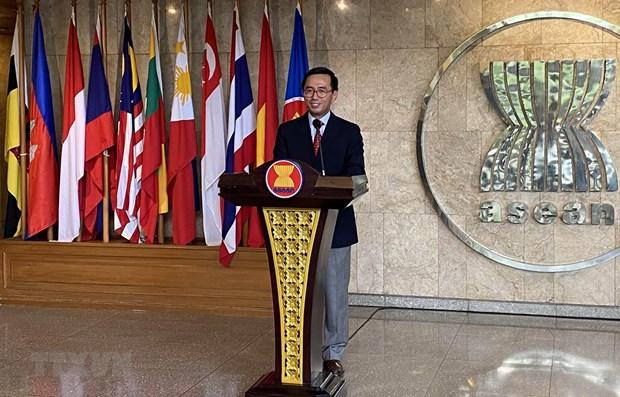 Vietnamese ambassador named new Deputy Secretary-General of ASEAN hinh anh 1