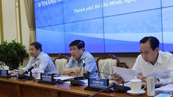 HCM City to speed up disbursement of public funds hinh anh 1