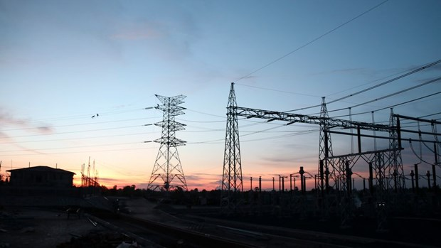 ADB approves 127.8 million USD loan for Cambodia to expand power transmission lines hinh anh 1