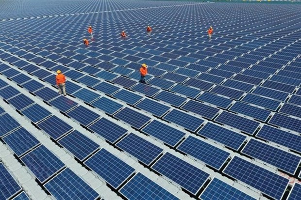 Vietnam's energy sector a magnet for foreign investors hinh anh 1
