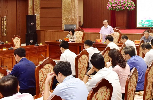 Hanoi works to fulfill socio-economic targets of 2020 hinh anh 1