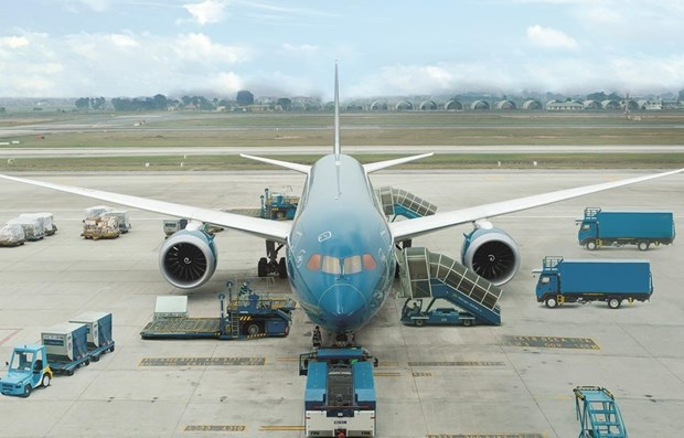 Vietnam Airlines resumes int'l flights from September 18 hinh anh 1