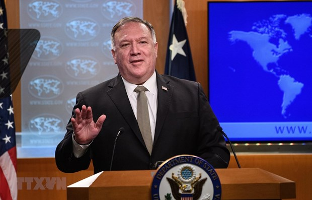 US affirms enduring commitment to ASEAN hinh anh 1