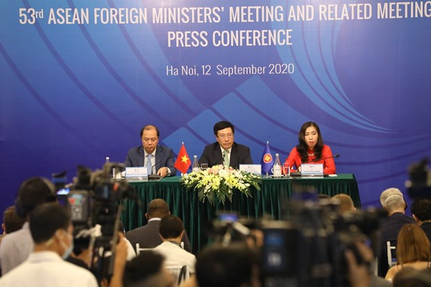 Record number of documents adopted within AMM 53: Deputy PM hinh anh 1