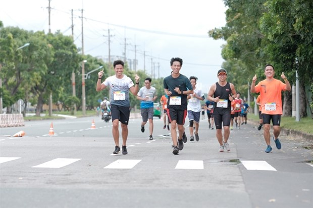 VNG launches UpRace Race for Community hinh anh 1