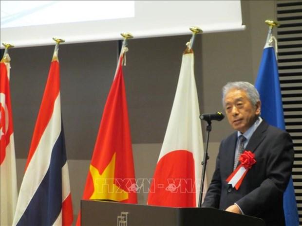 Vietnam – Japan ties unchanged: AJC Secretary General hinh anh 1