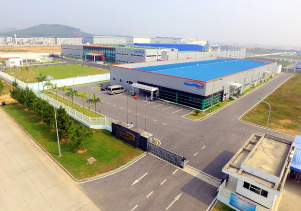 Industrial sector helps promote Vinh Phuc economic growth hinh anh 1