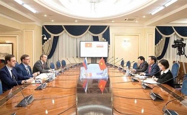 Russian parliamentarian, scholar laud Vietnam's role in ASEAN hinh anh 1