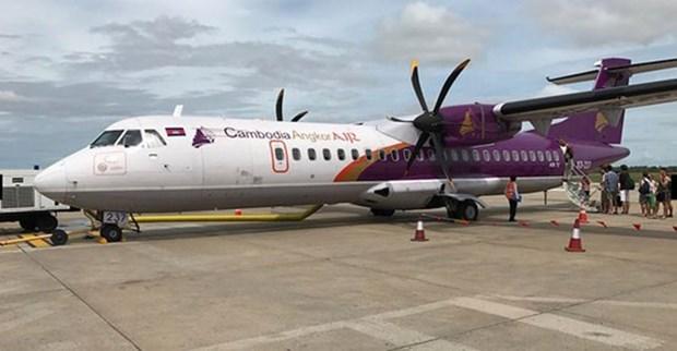 Cambodia Angkor Air to resume flights from September 15 hinh anh 1