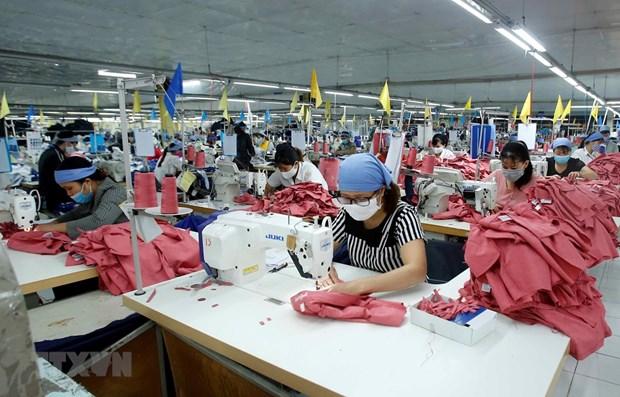 Oxford Economics forecasts CLMV's garment sector prospect hinh anh 1