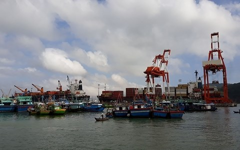 Seaports to foster south-central region economic development hinh anh 1