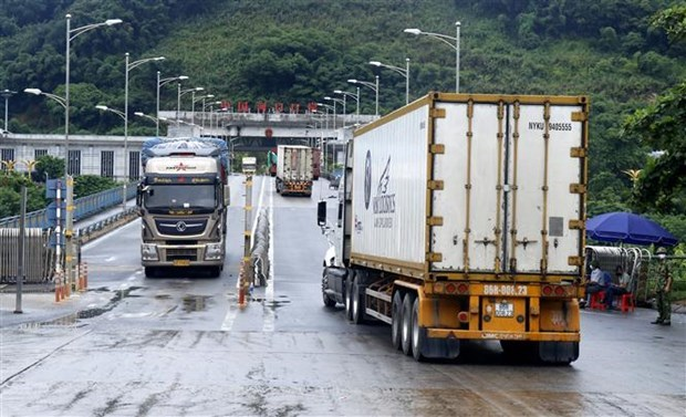Vietnam remains China's biggest trader in ASEAN hinh anh 1
