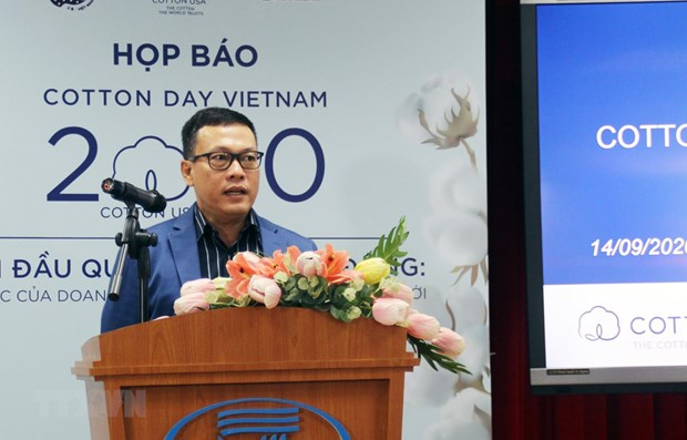 Cotton Day 2020 to promote Vietnam-US trade exchange hinh anh 1