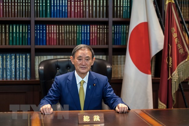 Congratulations to new leader of Japan's ruling Liberal Democratic Party hinh anh 1