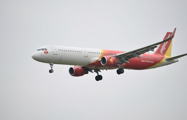 Vietjet resumes domestic flight network, offering millions of discounted tickets hinh anh 1