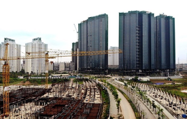 Real estate businesses struggling amid pandemic hinh anh 1
