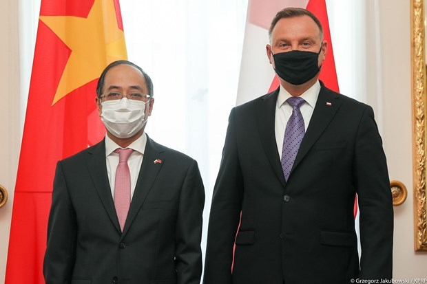 Polish President hopes for stronger relations with Vietnam hinh anh 1