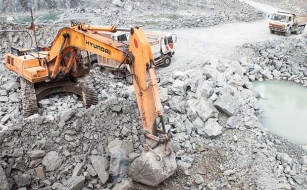 Finnish fund buys more shares of mining company hinh anh 1