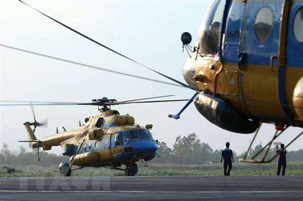 Russian Helicopters sees prospects in Vietnam hinh anh 1