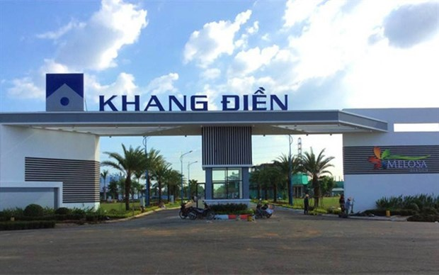 Dragon Capital fund sells 5 million shares of Khang Dien House hinh anh 1
