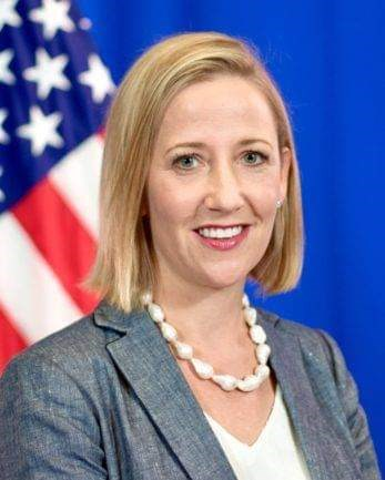 US Charge d'Affaires lauds Vietnam's efforts as ASEAN Chair hinh anh 1