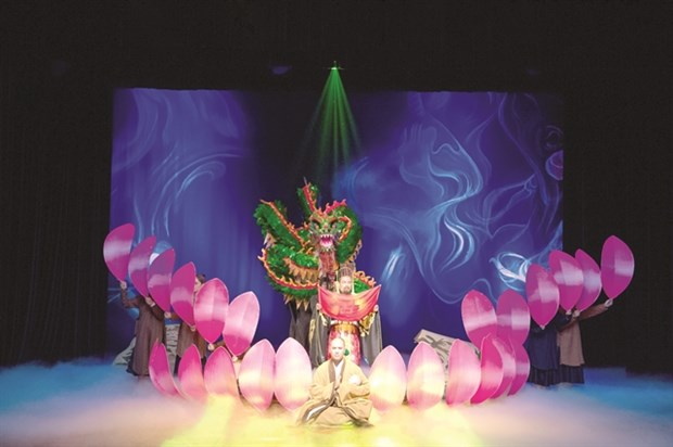 Play about legendary king to hit Hanoi Opera House hinh anh 1
