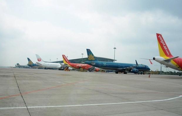 Transport agencies prepare for resumption of international flights hinh anh 1