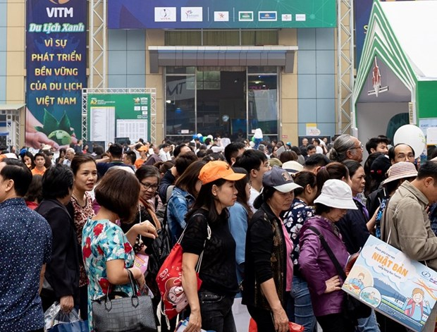 Hanoi to host Vietnam International Travel Mart in November hinh anh 1