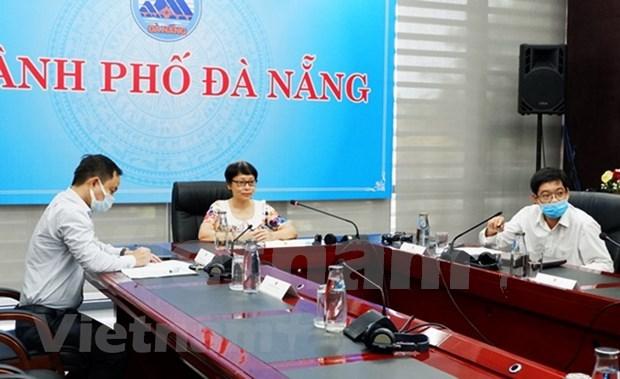 Da Nang, Czech city enhance friendship, cooperation hinh anh 1