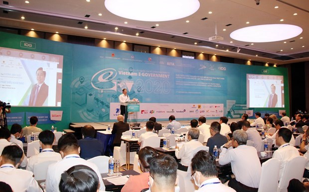 Workshop promotes development of e-Government, online public services hinh anh 1