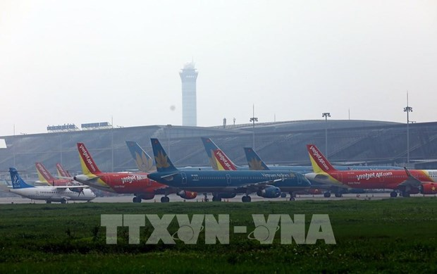 Domestic carriers ready to take to international skies again hinh anh 1