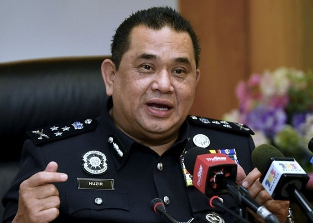 Malaysia detains two network attack suspects hinh anh 1