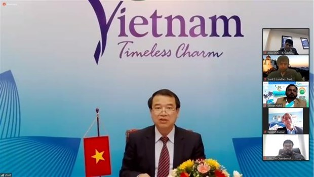 Tourism sectors in Vietnam, India seek ways to overcome obstacles hinh anh 1